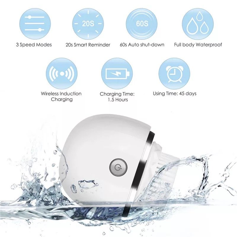 ProZone Peeling-EGG 1.0 Wireless White